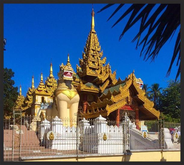 Burma has some wonderful and beautiful Pagodas and Temples